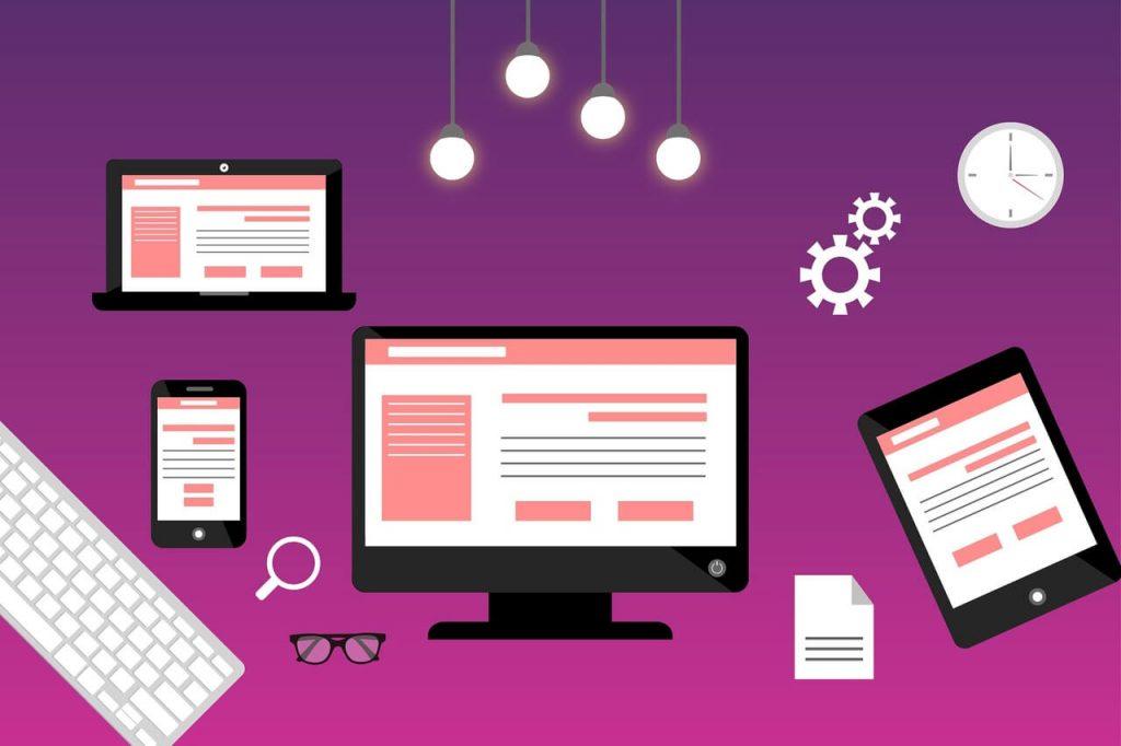 Как создать сайт для бизнеса  в интернете за 1 час